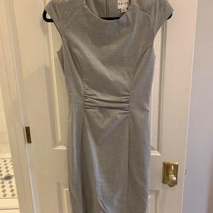 Reiss grey dress size 2